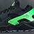Nike Air Huarache - Black - Green - SneakerNews.com
