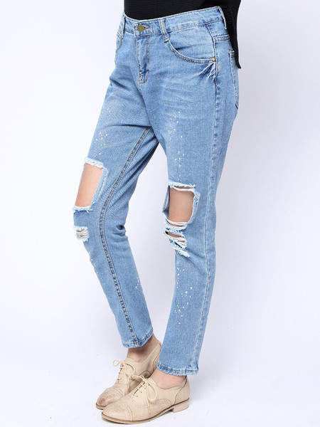 Dasha Ripped Jeans | Outfit Made