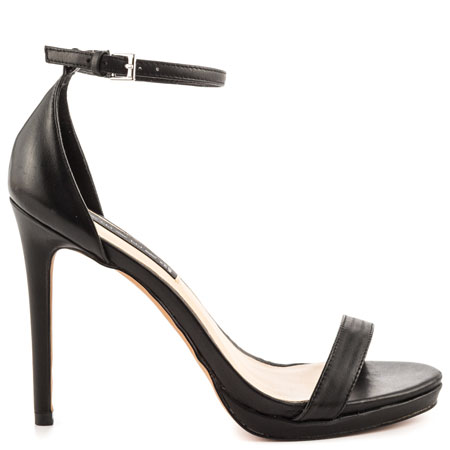 Black leather, steve madden, 109.99, free 2nd day shipping!