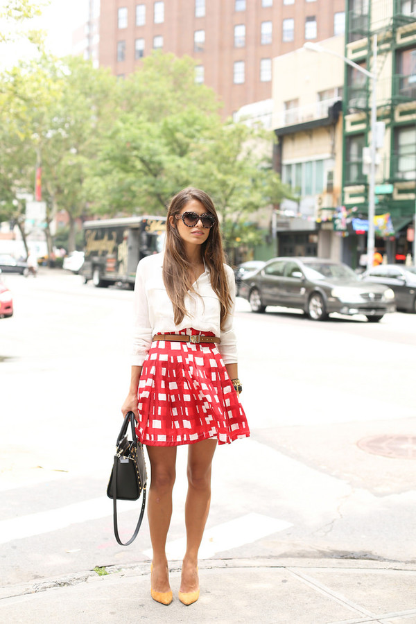 seams for a desire skirt shoes bag belt jewels sunglasses shirt