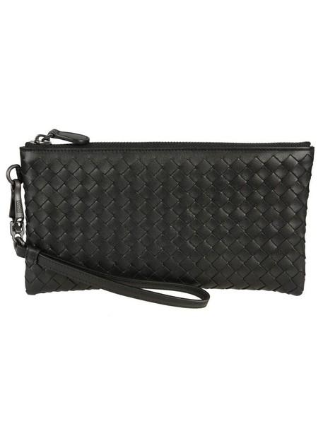 Bottega Veneta clutch black bag