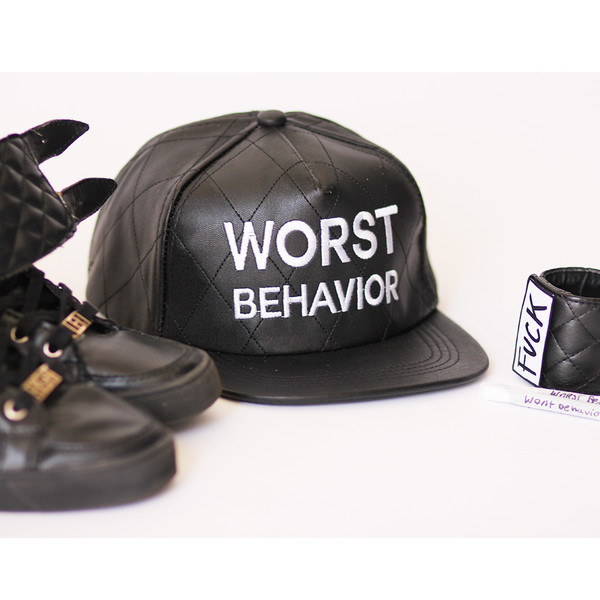 drake snapback quilted dope swag skateboard worst behavior dope wishlist