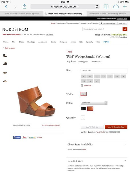 shoes leather brown wedges