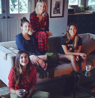 shay mitchell pretty little liars pajamas