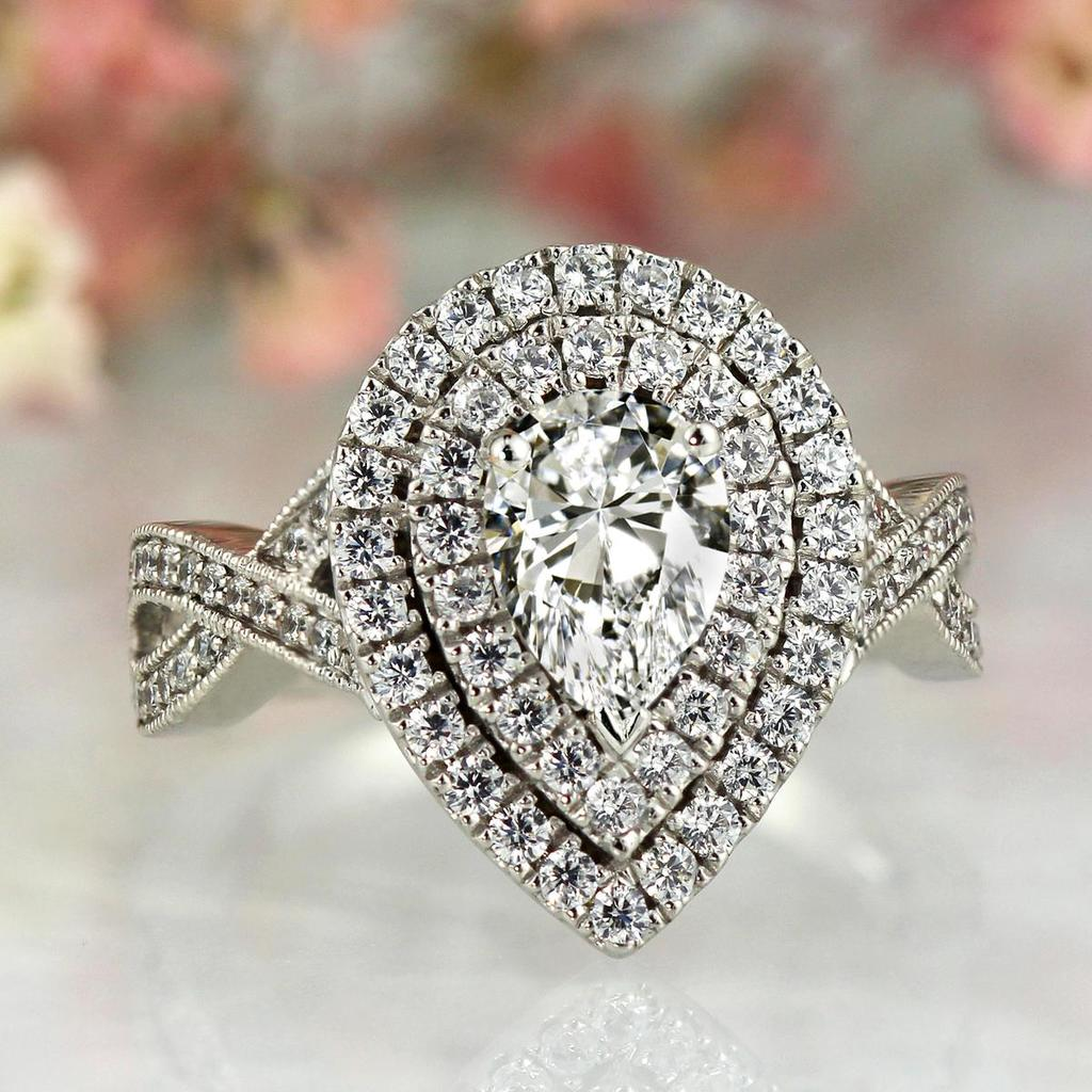 custom engagement rings ⋆ Ruffled