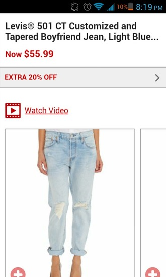 jeans bleached denim jacket light blue boyfriend jeans