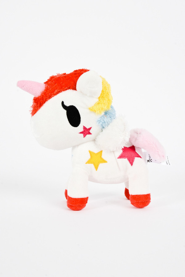 home accessory stellina unicorno plush unicorn stuffed animal plushie cute