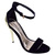 LADIES WOMENS EVENING PROM ANKLE STRAP HIGH HEEL STILETTO SHOES SANDALS SIZE | eBay