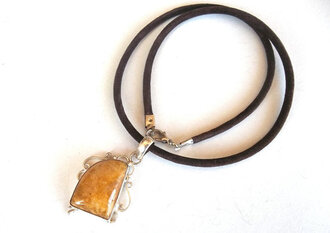 jewels necklace amber necklace womenfashion classy amber pendant sterling jewelry sterling silver