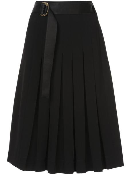 skirt midi skirt women midi black