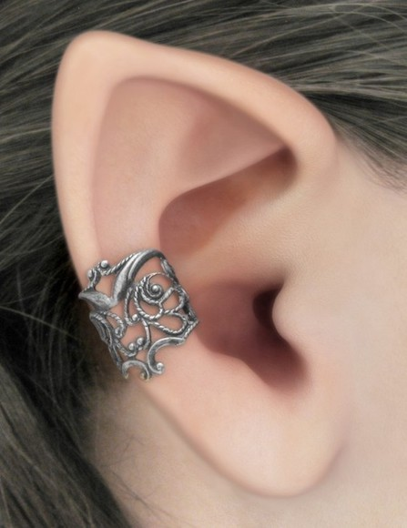 cuff jewels ear elf