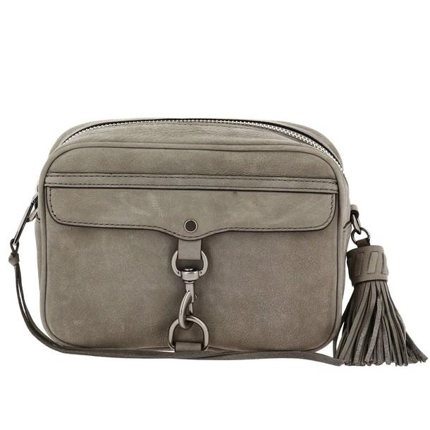 mini women bag shoulder bag mini bag grey