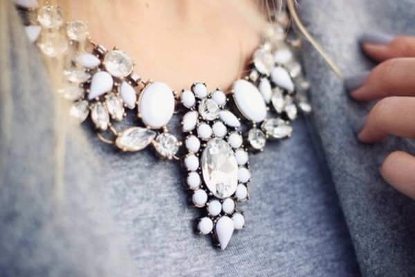 jewels statement necklace necklace accessories