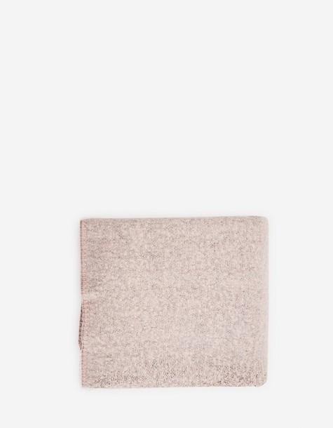 Stradivarius pastel scarf knit pink pastel pink