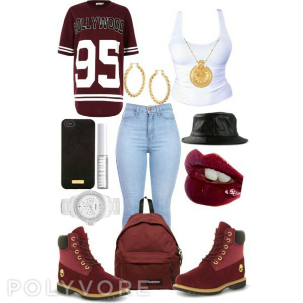 medio ángel Recordar  shirt, timberland boots shoes, jersey, hollywood dress, tank top, bucket  hats, shoes - Wheretoget