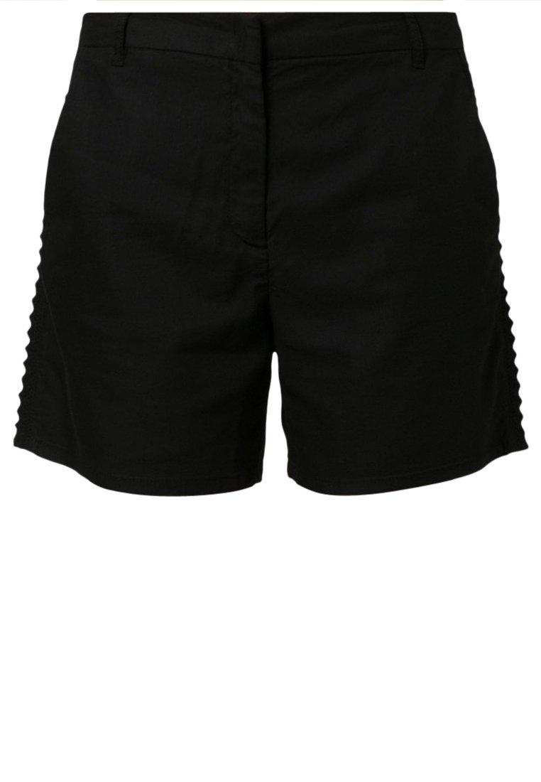 Sisley Shorts - schwarz - Zalando.de