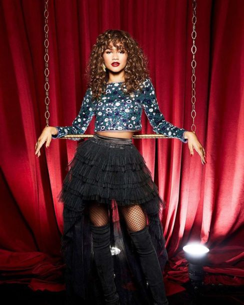 Image result for zendaya tulle skirt