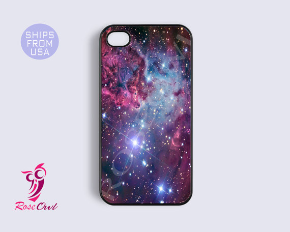 Iphone 4 case galaxy iphone cases iphone 4s cover by roseowll for Grove iphone 4 case