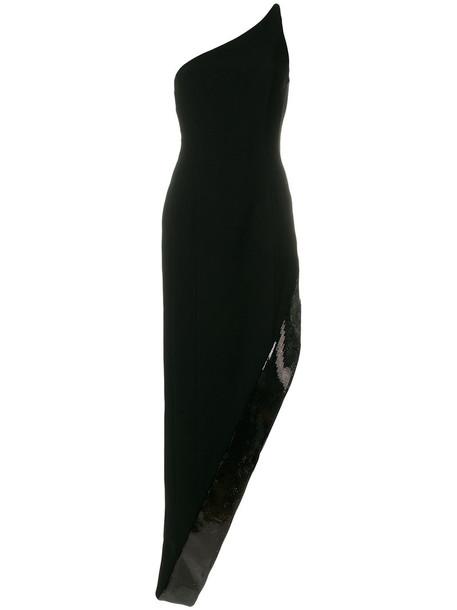 Francesco Paolo Salerno dress women spandex embellished black