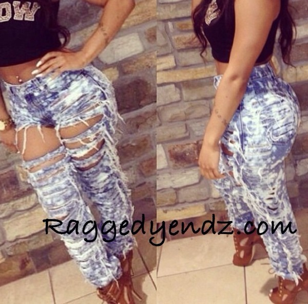 jeans custom jeans raggedyendz ripped jeans acid wash jeans custom made acid wash jeans boutique