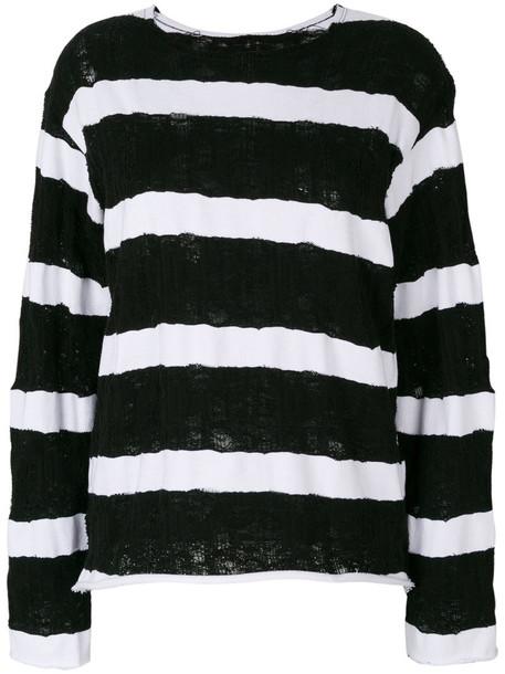 rta jumper women cotton black sweater