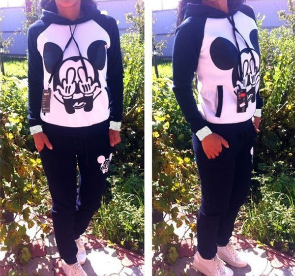 sweater mickey mouse sweatshirt