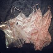 pajamas,lace lingerie,pink lace lingerie,lingerie romper,sleep romper,lingerie,pink,pink lingerie,pretty lace lingerie,romper