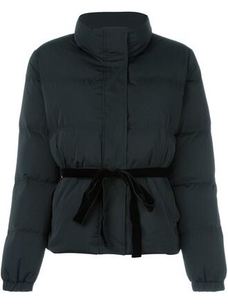jacket women print black