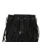 Falabella shaggy faux deer bucket bag