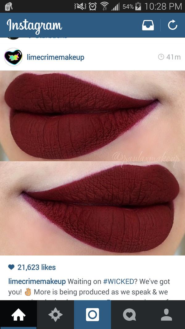 make-up lipstick lips red lipstick