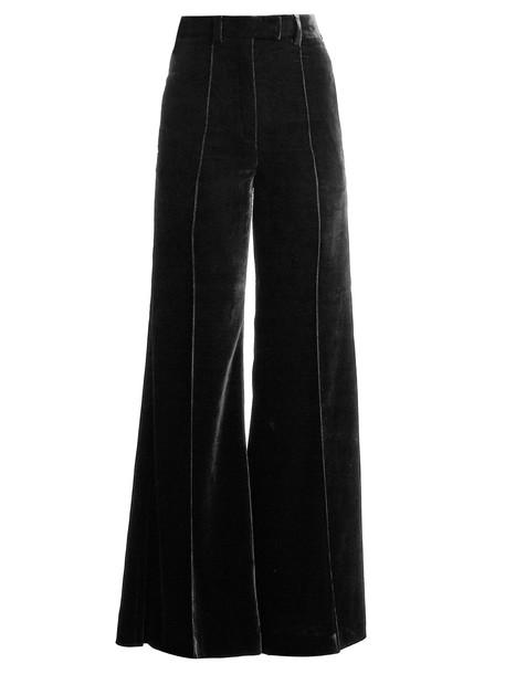 Racil velvet black pants