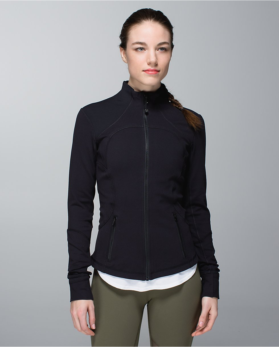 forme jacket ii *brushed | women's jackets & hoodies | lululemon athletica