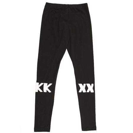 KKXX Logo Print Leggings
