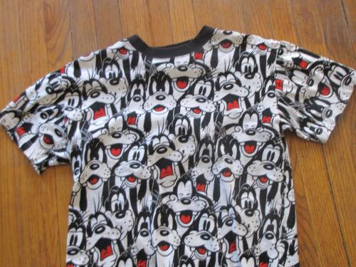 Black White 'Goofy' T Shirt Vintage 90'S | eBay