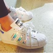 shoes,adidas,holographic,holographic shoes,hologram sneakers