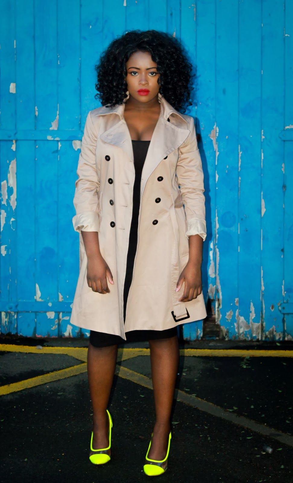 How to Style a Trench Coat | Electrik Flowers: How to Style a Trench Coat