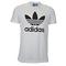 Adidas originals trefoil t-shirt - men's at champs sports