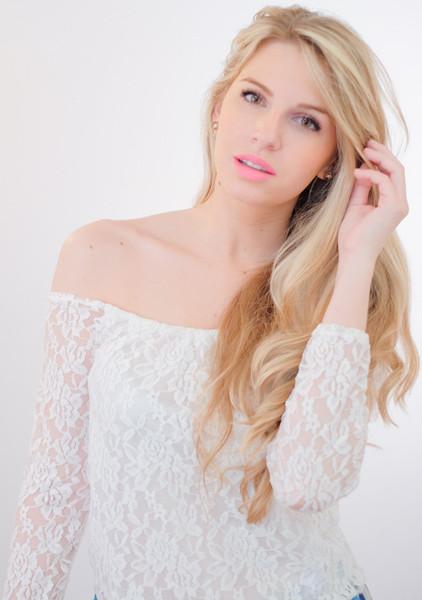 BOHO White Lace Off the Shoulder Top – Glamzelle