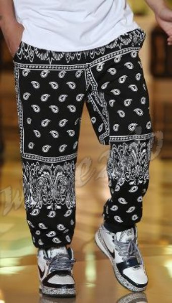 Reggal sports pants hiphop training pants hip hop skateboard mens bandana harem pants plus size 3XL CX012-in Pants from Apparel & Accessories on Aliexpress.com | Alibaba Group