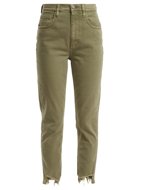 M.i.h Jeans jeans high green