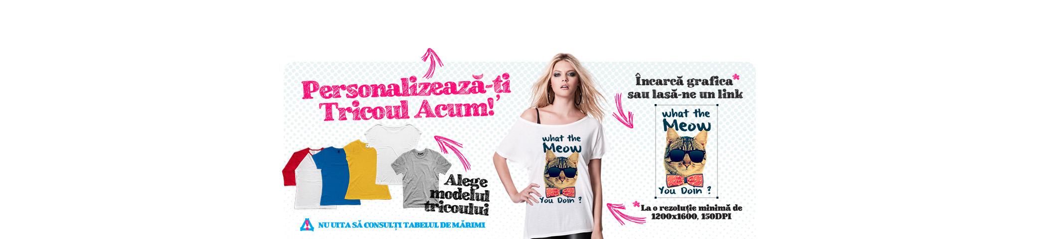 Tricouri, tricouri personalizate, tricouri imprimate funny, magazin online