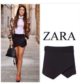 shorts original zara short