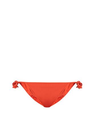 bikini bang red swimwear