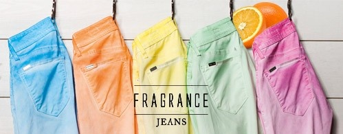 Fragrance Jeans | Shop Women's jeans at Salsa online store