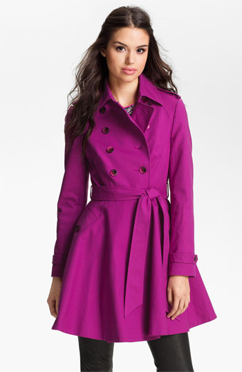 e587fcb9f90163 Ted Baker London Double Breasted Trench Coat