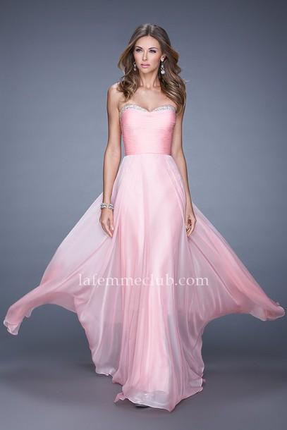 dress bridesmaid prom dress pink prom dress