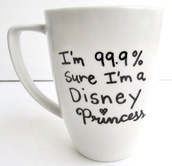 coffee,cup,girly wishlist,valentines day gift idea,jewels,tank top,mug,princess,disney,bag,tea,quote on it,nail accessories,belt,hot,home accessory,disney princess,disney mug,disney princess mug,princess mug