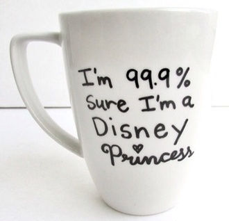 coffee cup girly wishlist valentines day gift idea jewels tank top mug princess disney bag tea quote on it nail accessories belt hot home accessory disney princess disney mug disney princess mug princess mug