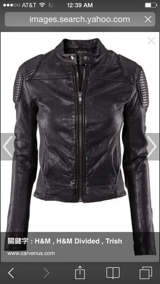 jacket moto jacket leather jacket