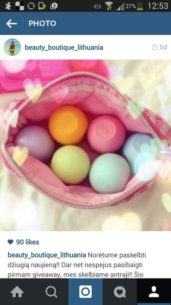make-up eos lipbalm